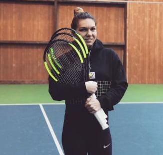 Simona Halep la Sydney: Ora de start a meciului cu Ashleigh Barty