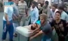 Siria, inecata in sange: Armata a ucis 124 de oameni, intr-o singura zi (Video)