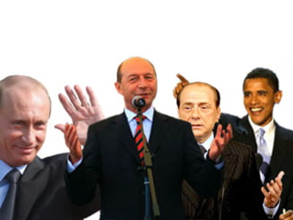 Sondaj Ziare.com: Cu ce lider politic international seamana Traian Basescu?