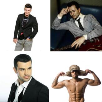 Sondaj Ziare.com: Care este cel mai sexy cantaret din Romania?