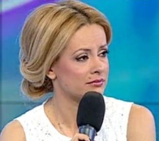 Stenograme in dosarul de santaj: Simona Gherghe sa citeasca un comunicat, are vocea calda
