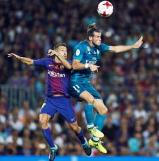 Supercupa Spaniei: Real Madrid invinge Barcelona pe Camp Nou