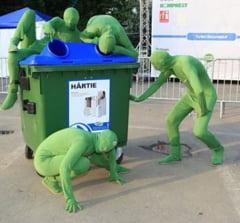 TV Ziare.com: Reciclarea, o afacere profitabila, dar nu in Romania