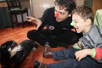 Terapia cu caini: In ce probleme poate ajuta si ce fel de catei sunt folositi Interviu