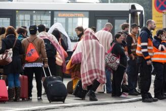 Teroare la Bruxelles Explozii ucigase in aeroport si la metrou: Trei romani, printre raniti