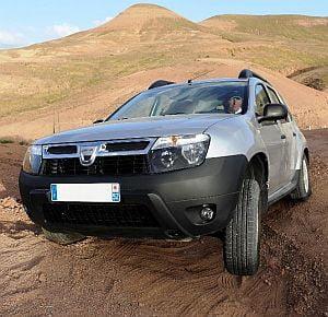 Test-drive: Cu Dacia Duster printre dunele marocane (Galerie foto)