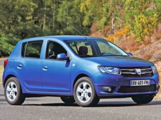 The Independent lauda noua Dacia Sandero: Are un farmec aparte