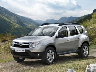 The Telegraph a testat Dacia Duster - vezi cum si-au schimbat parerea britanicii