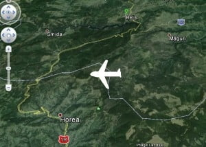 Tragedie aviatica in Apuseni: Avionul a emis un semnal de localizare, dar n-a avut cine sa-l descifreze