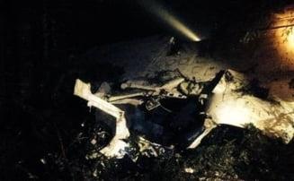 Tragedie aviatica in Apuseni: De ce nu sunt rusii de vina pentru dezastru