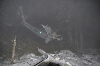Tragedie aviatica in Apuseni Romatsa da vina pe victime: Au generat confuzie