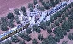 Tragedie feroviara in Italia - Un sef de gara recunoaste ca el a gresit: Insa si eu sunt o victima