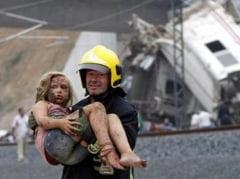Tragedie feroviara in Spania: Vinovatul a fost retinut
