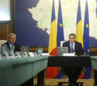 Traseismul legalizat Sub guvernarea Ponta, unde-i lege, e si tocmeala