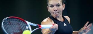 Turneul Campioanelor: Avancronica finalei Simona Halep - Serena Williams