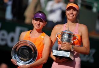 Turneul Campioanelor: Avancronica meciului Simona Halep - Maria Sharapova