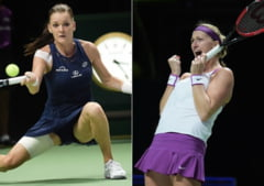 Turneul Campioanelor: Avancronica finalei Petra Kvitova - Agnieszka Radwanska