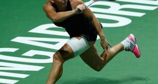 Turneul Campioanelor: Simona Halep, despre meciul cu Ana Ivanovici