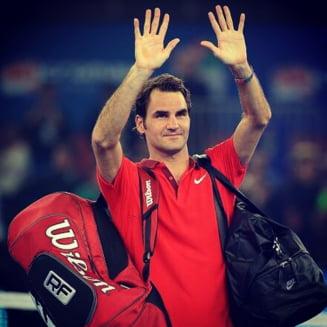 Turneul Campionilor: Federer, victorie fabuloasa in fata lui Djokovici