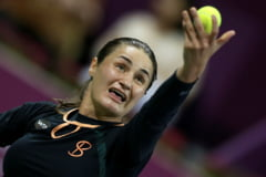 US Open: Avancronica duelului romanesc din turul al doilea