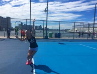 US Open: Monica Niculescu si-a aflat adversara din turul al treilea - va intalni o fosta lidera WTA