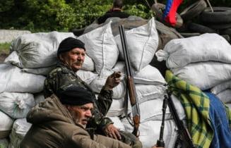 Ucraina, dupa alegeri: A fost suspendata activitatea aeroportului Donetk