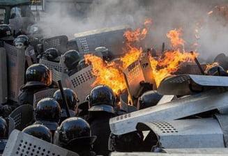Ucraina, in prag de razboi: Zeci de morti si sute de raniti. Ianukovici anunta un armistitiu cu Opozitia