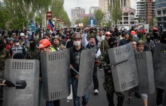 Ucraina dupa alegeri: Donetk proclama legea martiala