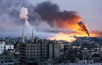 Un nou razboi in Israel: Reuniune de urgenta la ONU - Bilantul mortilor a trecut de 70 (Video)