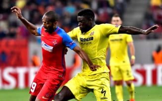Villarreal - Steaua: Ce posturi TV vor transmite meciul in tara noastra