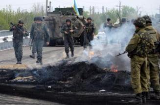 Violente in Ucraina: Parchetul acuza politia pentru carnagiul de la Odessa
