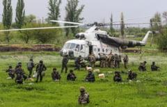 Violente in Ucraina: Un nou punct fierbinte, la Mariupol - un mort si trei raniti
