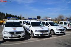 Violul din Vaslui: Numarul de jandarmi si politisti, suplimentat la Valeni