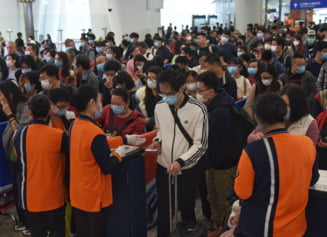 Virusul ucigas: SUA si Franta isi vor evacua cetatenii din orasul chinez Wuhan, in ciuda carantinei impuse de autoritati