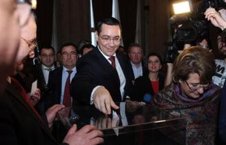 Votul prin corespodenta - Ponta: PNL isi aduce aminte o data la cinci ani de diaspora