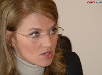 Votul prin corespondenta: Alina Gorghiu crede ca se va termina urat pentru PSD