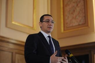 Wall Street Journal: Ponta a promis sa ingroape securea in razboiul cu Basescu