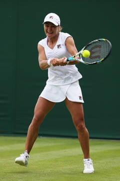 Wimbledon 2015: Monica Niculescu, calificare splendida in optimile de finala