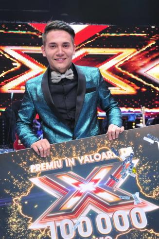 X Factor: Cine e marele castigator care nu a facut fata la Vocea Romaniei (Video)
