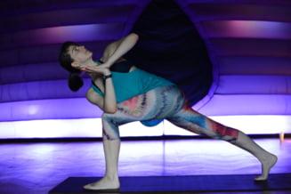 Yoga, de la A la Z: 4 avantaje inedite ale Hotpod Yoga