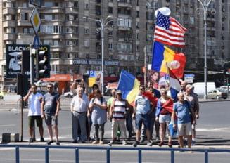 Ziua marelui protest antiPSD Romani din toate colturile lumii au venit la Bucuresti: E o declaratie de dragoste pentru Romania! (Foto si Video)