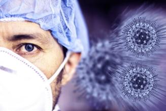 CORONAVIRUS Romania: 45 de decese si 1.345 cazuri noi, in 24 de ore. La ATI sunt internati 458 de pacienti