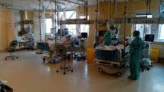 CORONAVIRUS Romania. Situatie critica, cu nou record de internari la terapie intensiva. 116 persoane au murit in ultimele 24 de ore