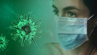 CORONAVIRUS Romania Peste 200 de decese inregistrate in ultimele 24 de ore. Numar foarte mare de pacienti internati la Terapie Intensiva