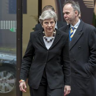 Corespondenta de la Bruxelles: Inainte sa paraseasca Uniunea, Theresa May o salveaza, aparand-o de Rusia