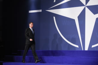 Corespondenta de la Summit-ul NATO: Concluziile primei zile - Ce a spus Iohannis si ce a obtinut Romania