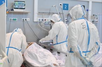 Coronavirus România. A scăzut ușor numărul cazurilor noi și a deceselor în ultimele 24 de ore. Situație dramatică la ATI