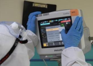 Coronavirus România. Crește vertiginos numărul morților și al cazurilor grave. 3.342 de cazuri noi în ultimele 24 de ore