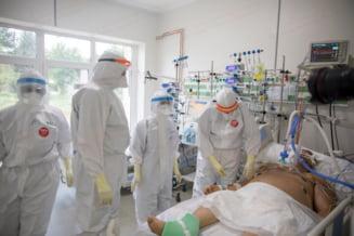 Coronavirus Romania. 154 de decese si 2.201 de noi imbolnaviri in ultimele 24 de ore. Numarul pacientilor la ATI scade in continuare