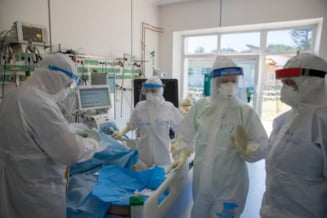 Coronavirus Romania. 63 de decese si 857 de cazuri noi raportate in ultimele 24 de ore. Mai putin de 1.000 de pacienti COVID internati la ATI